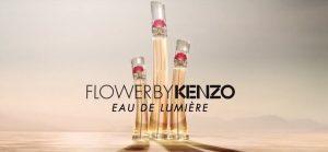 La poésie au cœur du nouveau Flower By Kenzo Eau de Lumière