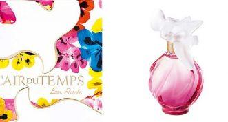 L'Air du Temps Eau Florale, nouveau parfum printanier de Nina Ricci