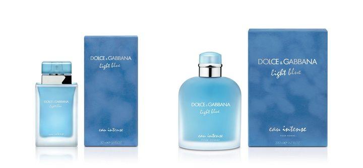 Nouveaux parfums Light Blue Eau Intense