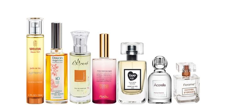 Les parfums bios ont le vent en poupe