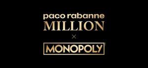 Lady et 1 Million Monopoly de Paco Rabanne