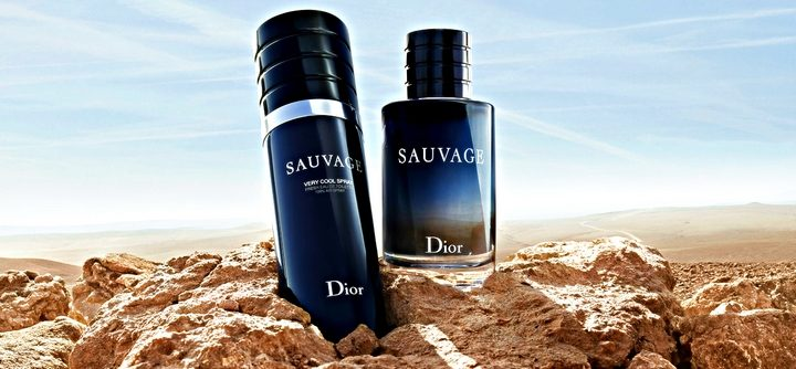 Sauvage Very Cool Spray, la dernière création aérienne de Dior