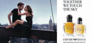 Nouveaux parfums Emporio Armani YOU