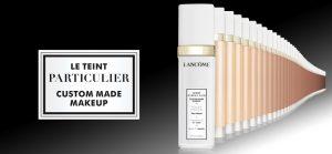 Le Teint Particulier Custom Made Foundation de Lancôme