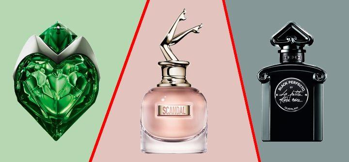 Les trois nouveaux parfums féminins incontournables de 2017