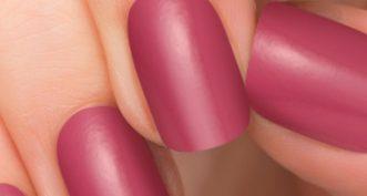 Comment fabriquer du vernis à ongles mat ?