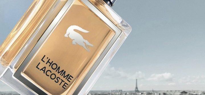 Parfum Tendance L'homme Nouveau Des Sportifs LacosteLe Élégants CxBQhrdtso