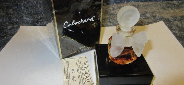 Cabochard, une fragrance intemporelle