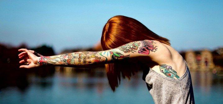 Et si on s'offrait un tatouage pour la rentrée ?