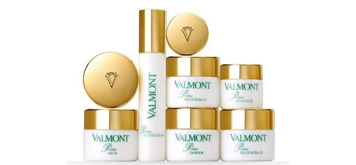 L'expertise des cosmétiques Valmont