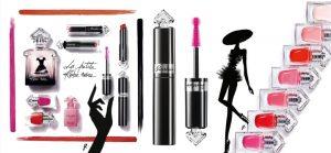 Le maquillage La Petite Robe Noire