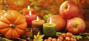 Les parfums de l'automne