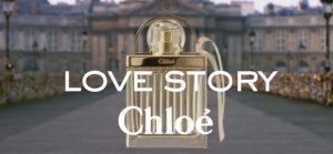 Love Story le parfum de l'amour par Chloé