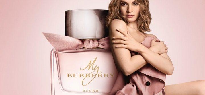 Blush le dernier opus de la série My Burberry