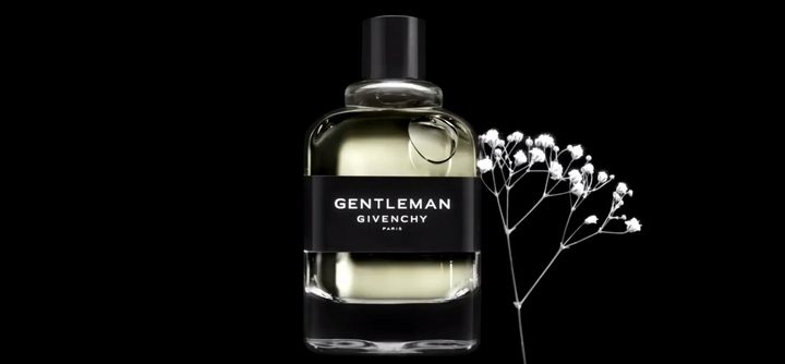 Givenchy revisite son parfum Gentleman