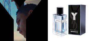 Le nouveau Y pour Homme d'Yves Saint Laurent