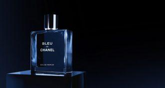 Bleu, le parfum masculin de Chanel