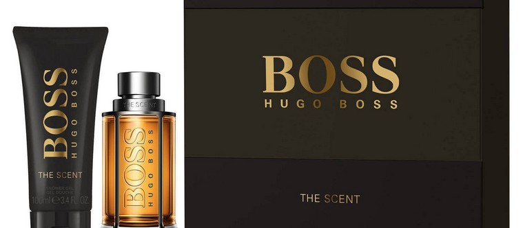 Boss et sa collection de coffrets parfumés