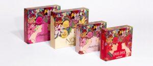 Les coffrets de parfums Cacharel pour Noël 2017