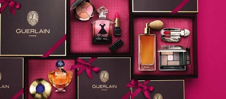 Les coffrets de parfums Guerlain Noël 2017