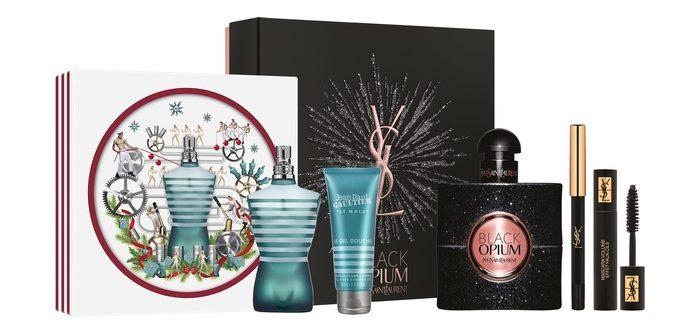 Top 5 des coffrets de parfums Homme et Femme du Noël 2017