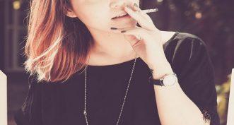 Nos conseils beauté pour les fumeuses