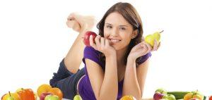 Prendre de bonnes habitudes alimentaires pour avoir un joli teint