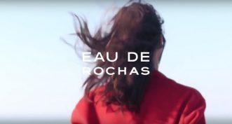 La nouvelle publicité maritime pour L'Eau de Rochas