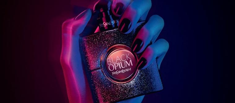 La Nouvelle Eau de Toilette Black Opium YSL