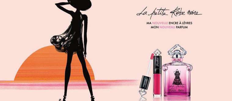 Nouveau parfum Guerlain : La Petite Robe Noire Légère