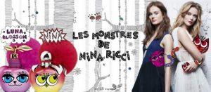 Luna Blossom : Les Monstres de Nina Ricci