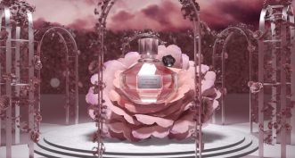 Flowerbomb Nectar, le nouveau parfum Viktor & Rolf