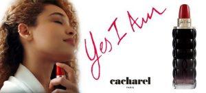 Yes I Am, le nouveau parfum Cacharel