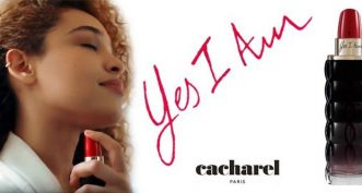 Yes I Am, le nouveau parfum Cacharel