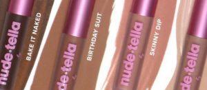 Le Nutella s'invite dans votre rouge à lèvres !