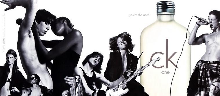 Calvin Klein offre une nouvelle campagne publicitaire à son parfum CK One