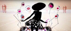 La Petite Robe Noire Légère et sa publicité