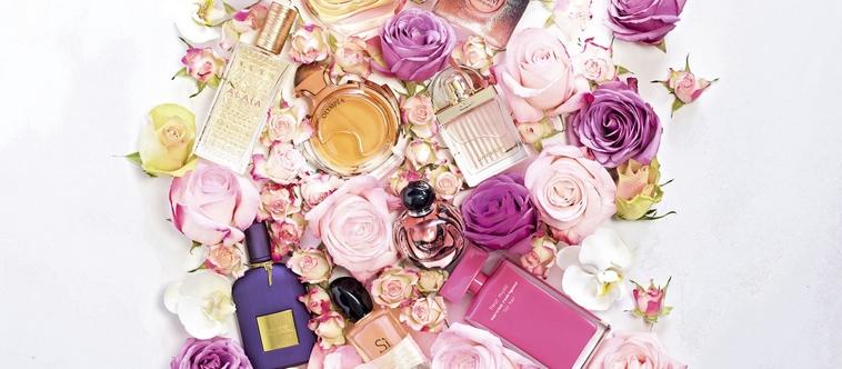 Changez de parfum pour le printemps !