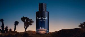 Sauvage de Dior revient dans une édition Eau de Parfum