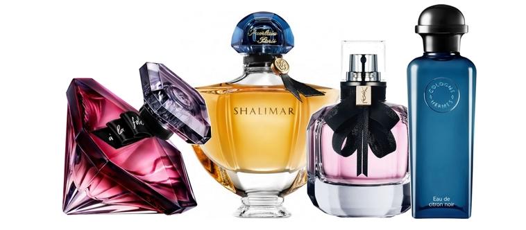 Les 10 parfums incontournables de la fête des mères