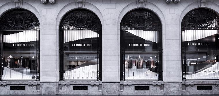 1881 pour Homme, le parfum légendaire de Cerruti