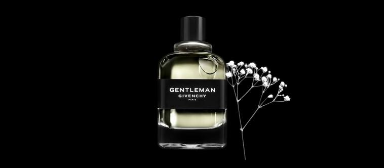 Le nouveau Gentleman de Givenchy porte une Eau de Parfum