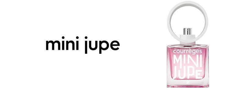 Mini Jupe, la nouvelle fragrance féminine de Courrèges