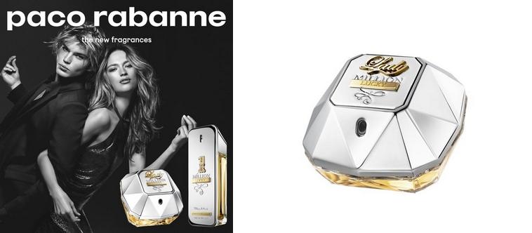 Lady Million Lucky, le nouveau parfum féminin signé Paco Rabanne