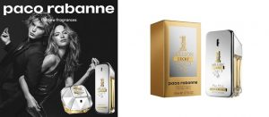 Le parfum masculin 1 Million Lucky Paco Rabanne