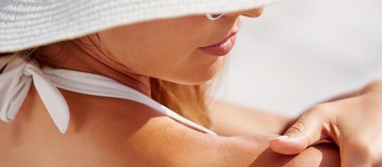 Prenez soin de votre peau claire à l'arrivée du soleil