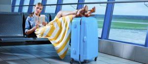 Qu'ai-je le droit d'emmener dans ma trousse de toilette en avion ?