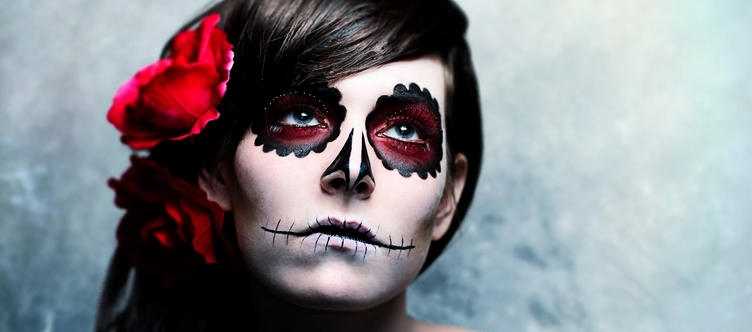 Top 5 des maquillages pour Halloween