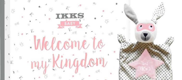 IKKS Baby, le parfum par excellence des tout-petits