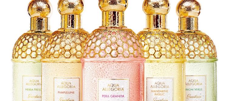 Prolonger l'été avec les parfums Aqua Allegoria